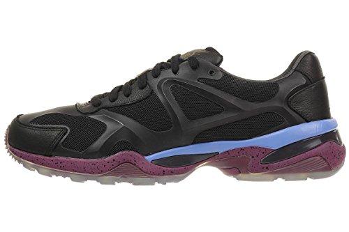 Puma Mcq Run Lo Par Alexander Mcqueen Hommes Sneaker Noir Noir