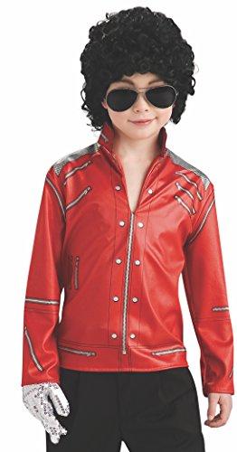 It Kostüm Kinderkostüm Gr. L, M, S, Größe:L (Michael Jackson Beat It Kostüm)