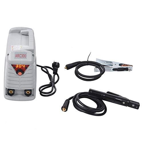 Schweißgerät,Schweißmaschine ARC-300 / MMA-300 Tragbares Schweißgerät IP21S 20~300A 13KVA Lichtbogenschweißgerät, PWM-Einstellsteuermodus,50/60 Hz Welding Machine