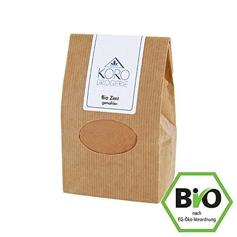 Bio Ceylon Zimt ● Das Beliebte Gewürz In Top-Qualität ● Kein Vergleich Zu Cassia ● Zimt ● 250 g ● Beutel ● (Honig Zimtpulver)
