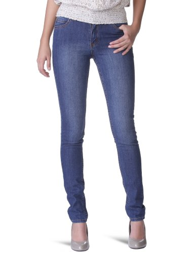 cheap-monday-vaqueros-slim-para-mujer-talla-w27-l32-es-38-color-azul-broken-dark-used