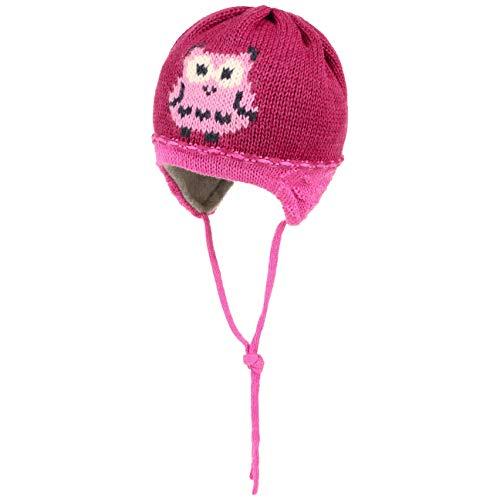 maximo Mädchen Baby Bindemütze pink (71) 49