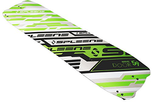 spleene Kiteboarding – High Tech Line Monster Door incluso Pads, Straps, Handle e finlandesi