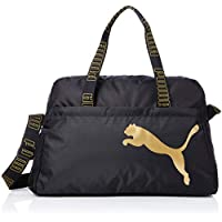 PUMA Womens Duffle Bag, Black - 0766272