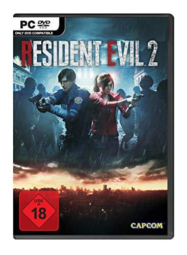 Resident Evil 2 - 100{a8d38cdae66e259fee6e23d0a16478e3533f07f735971f4b07318d97c702aea3} UNCUT [PC]