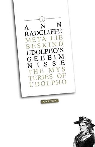Udolpho's Geheimnisse 1