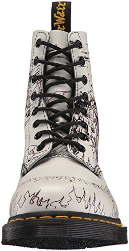 Dr. Martens Pascal Demented are go backhand 21093102 Bianco