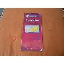 Carte routière : Autriche