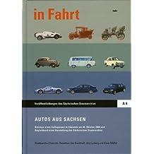 Autos aus Sachsen. Begleitband zur Ausstellung