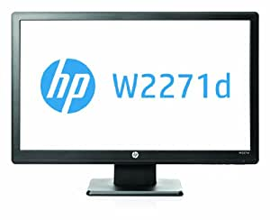 HP W2271D 21.5 inch LED Monitor