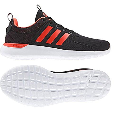 adidas Cf Lite Racer, Chaussures de Running Homme Noir (Core Black/solar Red/ftwr White)