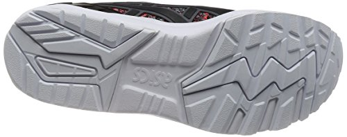 Asics Uomo Carbone / Nero Gel Kayano Knit Lo Sneaker Carbone / Noir
