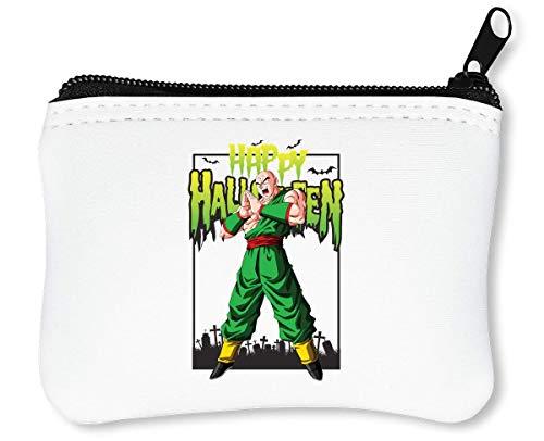 alloween Dragon Ball DBZ Anime Reißverschluss-Geldbörse Brieftasche Geldbörse ()