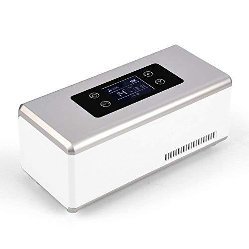 Kievy Insulin Kühlschrank Medizin Kühler Mit Fortschrittlicher Temperaturregelung Tragbare Home-Travel-Box Für Medikamente Kühler