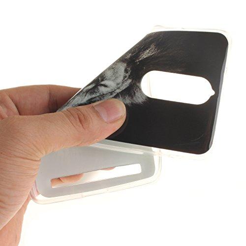 iPhone 7 Plus Custodia, Cover iPhone 7 Plus Copertura Cartoon 3D coniglio gomma di silicone TPU Shell iPhone 7 Plus Case (5.5) Original color-1