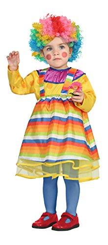 ATOSA 27846 - Clown, Babykostüm, 12-24 Monate