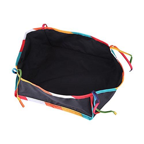 Passeggino passeggino carrello inferiore impermeabile passeggino passeggino shopping bag custodia organizer borsa rete accessori organizzatore