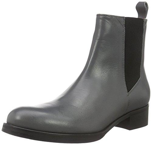 Liebeskind Berlin Damen LS0119 vacche Chelsea Boots, Grau (crane grey 9512), 38 EU