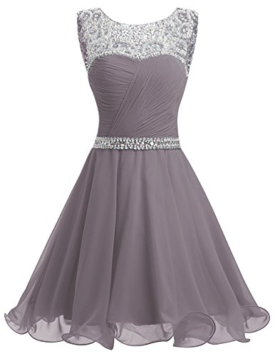 Toscana sposa Mermaid a forma di cuore Chiffon sera vestimento sposa giovane a lungo un'ampia Party lunghezza ball vestimento Grau