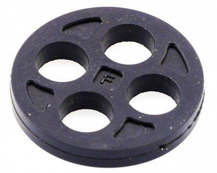 Preisvergleich Produktbild Gummidichtung SIP Benzinhahn,  Fast Flow H 2mm,  Durchmesser:21mm für VESPA PK 50 XL HP 50 V5N2T 2T AC 91-91