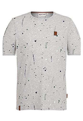Herren T-Shirt Naketano Ali Kurt Kral T-Shirt