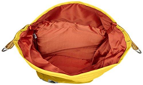 POLER Rucksack Bag Rolltop Pack Golden Rod