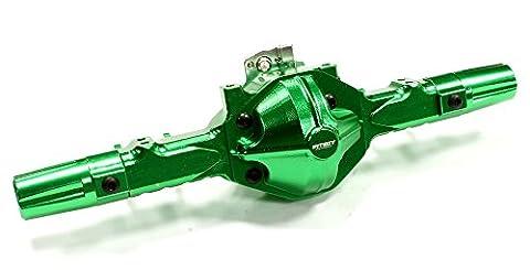 Integy CNC gefrästes Hinter-Achse Gehäuse Axial SCX-10 Dingo Honcho &