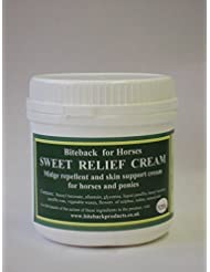 Biteback Products 'Sweet Relief'™ Midge Barrier Cream for Itchy Horses 500g
