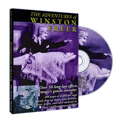 Murphy's The Adventures of Winston Freer CD by Miracle Factory - Trick