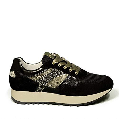 Nero giardini a908900d/100 scarpe sportive donna (35)