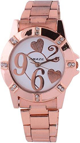 Amaze AMLAD21 Ladies Chain Series Analog Watch For Girls