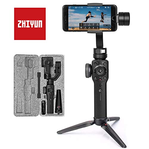 zhiyun Smooth 4 (Ultima Versione), Stabilizzatore Gimbal 3 Assi...