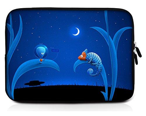 Sidorenko Housse 13-13,3 pouces pour ordinateur portable pour Macbook Air / Pro - sac pour ordinateur portable en néoprène, avec un choix de 42 modèle...