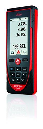 Preisvergleich Produktbild LEICA Laserentfernungsmessgerät Disto D810 touch IP54 0,05-200 m