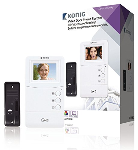 Immagine di König SAS-PH310 Sistema di Videocitofono