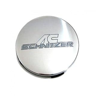 Original AC Schnitzer Nabenabdeckung / Nabendeckel Typ II + III silber für BMW