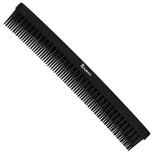 Denman, Peine D12, Negro - 20 gr