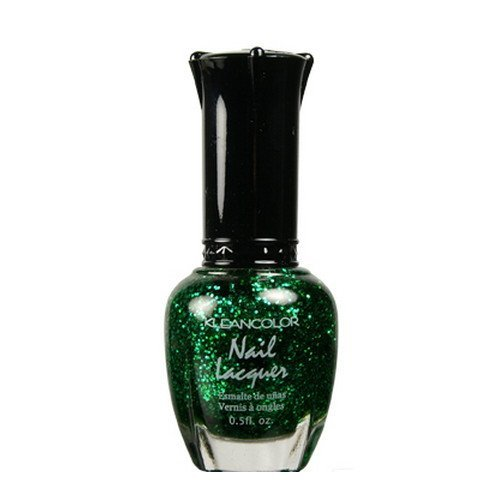 Kleancolor - Glitzer Nagellack - 92 Holiday Jingle - Nail Polish - Maniküre (Nagellack Holiday)