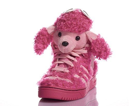 Adidas Jeremy Scott JS Poodle Ltd Sneaker rosa Pink