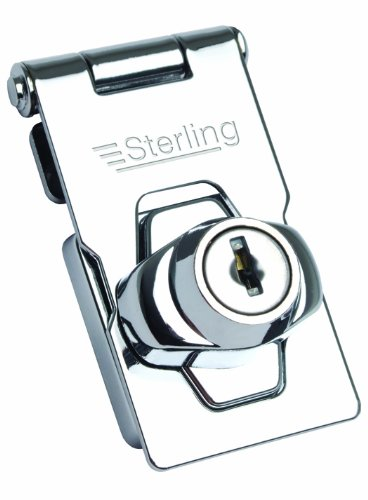 sterling-lgh100-76mm-locking-hasp-chrome-plated