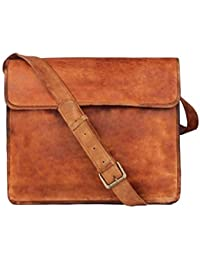 Leather Bags/Backpacks/Laptop Messenger Bag/Sling Bag/Cross-Body/Shoulder/Sling Bag For Men/Women/Boys/Girls/Office...
