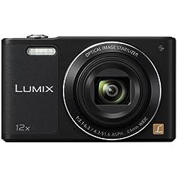 Panasonic Lumix DMC-SZ10 Appareils Photo Numériques 16.6 Mpix Zoom Optique 12 x- Version étrangère