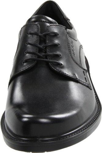 Ecco  Ecco Boston Schuhe in schwarz Businessschuhe 60102481001, Chaussures de ville à lacets pour homme Noir - Noir