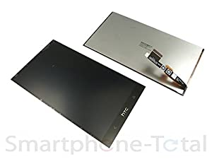 NG-Mobile Original HTC ONE Max Displaymodul Display LCD Touchscreen Glas Scheibe Kabel Leitung, schwarz
