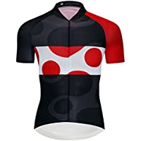 Lo.gas Pro Team Inspired Cycling Jersey Unique Cube   Chain Designs Mens Bike  Jersey f93fd8f75