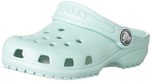 crocs Unisex-Kinder Classic K Clogs, Mehrfarbig (New Mint 000) 34/35 EU