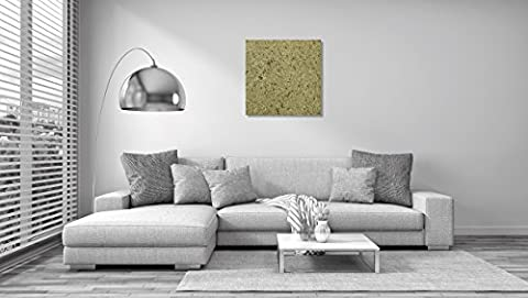 'Organoids® Wall Art Natural with Meadow Scent and Vanilla, Raumschallabsorbierend 610x 610mm (Small)