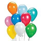 LAAT–Globos arco iris de látex para celebración de fiestas, cumpleaños,...