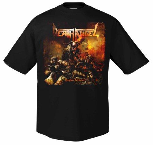 Death Angel Relentless T-Shirt M (Death T-shirt Angel)