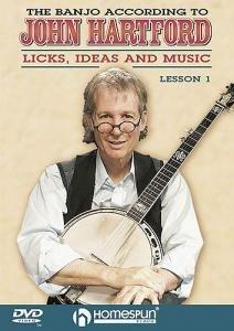 the-banjo-according-to-john-hartford-licks-ideas-and-music-lesson-one